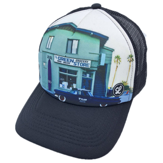 Sublimation printing Mesh Baseball cap for Summer