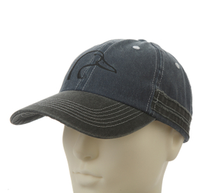 Blue Jeans Embroidery Baseball cap