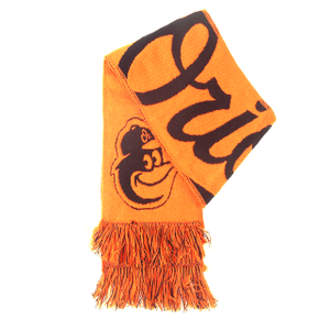 Football Promotion Custom Knitted Fan Scarf