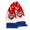 Winter Unisex Sports Football Club Crochet Knitted Jacquard Scarf